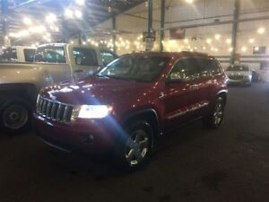 2011 Jeep Grand Cherokee Overland 5.7L *Full Roof* *Fully Loaded