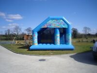 2012 Airquee bouncy castle with slide