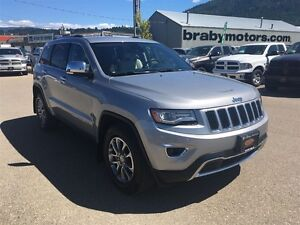 2014 Jeep Grand Cherokee Limited, Bluetooth, Navigation.