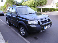 Land Rover Freelander 2004 1.8 Petrol