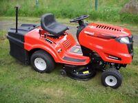 "MTD Lawnflite 703RT Ride On Lawn Mower Garden Tractor 36"" Cutting Width"
