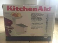 KitchenAid Food Grinder and Fruit/Vegetable Strainer Attachment