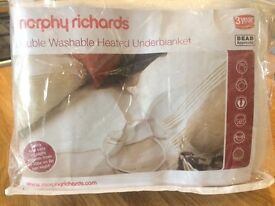 Brand new Morphy Richards electric blanket - double