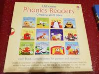 Phonic readers box set