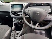 Peugeot 208 ACTIVE E-HDI (black) 2012