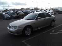 2003 03 ROVER 75 1.8 CLUB SE 4D 118 BHP **** GUARANTEED FINANCE **** PART EX WELCOME ****