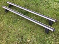 Exodus (Thule) roof bars for flush style