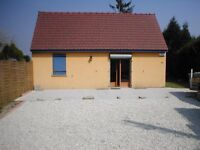 FRANCE Detached Holiday chalet type house in Champagne region, very close to Waterski jetski lake