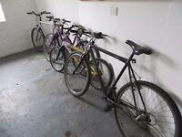 Job Lot of Bikes - Spares and Repairs