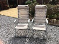 Quest Elite Garden Chairs