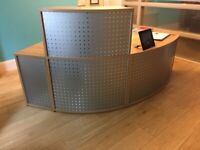 Office reception desk - waiting room furniture