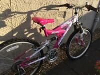 "Free girls bike 15"""
