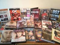 DVD TITLES INCLUDE MOVIES TV Programmes box sets.