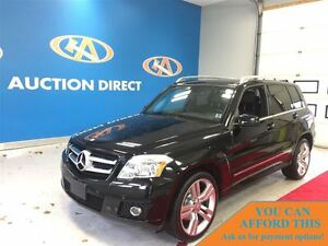2011 Mercedes-Benz GLK-Class GLK350 4MATIC, BLUETOOTH, HEATED SE