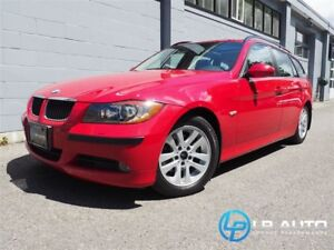2007 BMW 328XI Touring! Absolutely MINT!