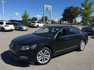 2016 Volkswagen Passat Highline 1.8T 6sp at w/ Tip