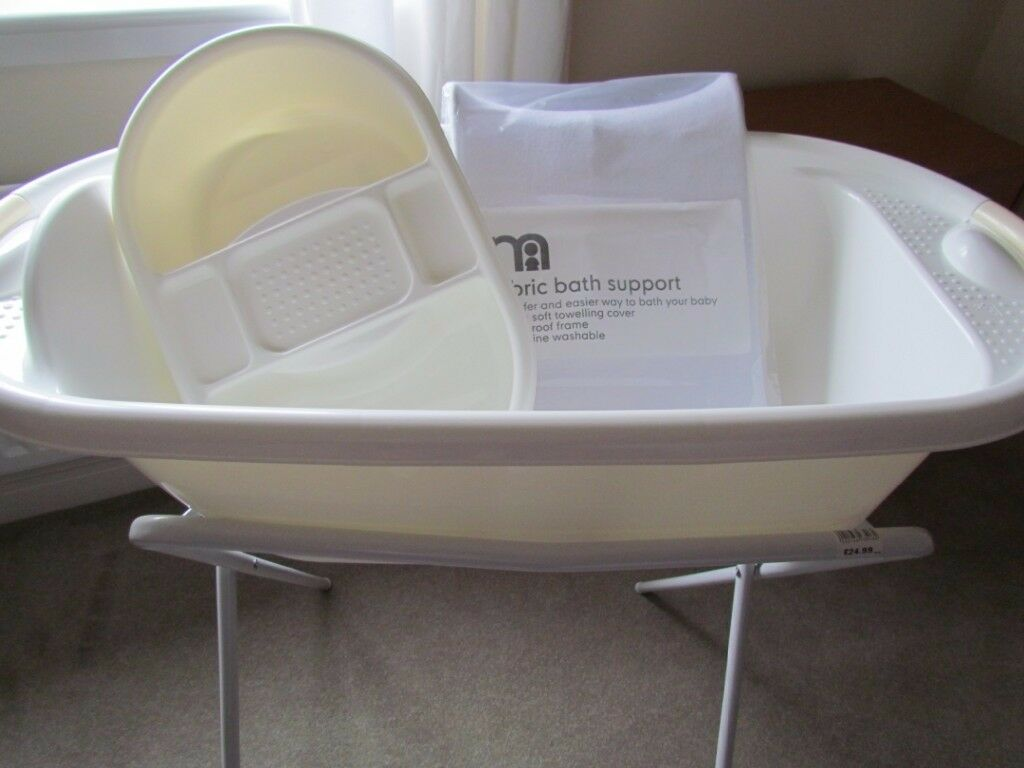 Mothercare Baby Bath Stand Bath Support And Top Amp Tail