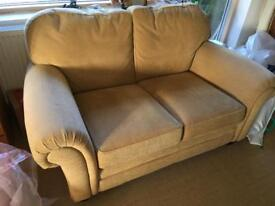 Marks and Spencer's double sofa