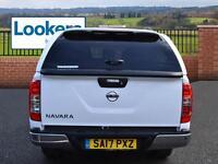 Nissan Navara DCI TEKNA 4X4 SHR DCB (white) 2017-03-31