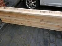 Reclaimed timber 3x2. 30 lengths at 2400mm long (8ft)
