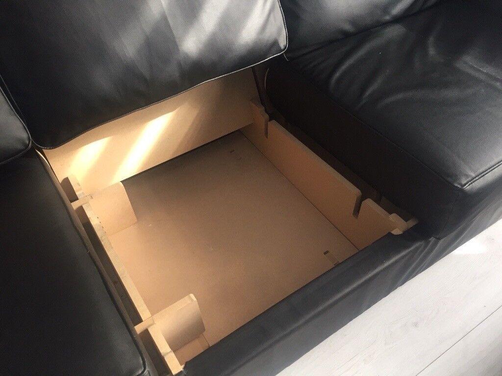 USED Large 4 Seater Sofa