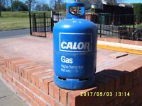 Calor gas 15Kg butane gas bottle (FULL)