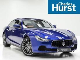 Maserati Ghibli V6 (blue) 2017-09-28