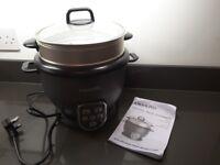 Crock Pot Digital Rice Cooker 1.8l
