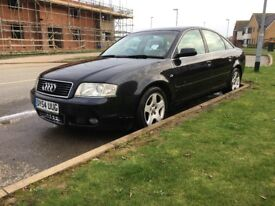 Audi A6 for sale - Mot until September 2018 and a full service history