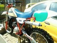 Ktm 250 1982 evo motocross bike not yz yzf cr crf rm rmz kx kxf tm3 stroke