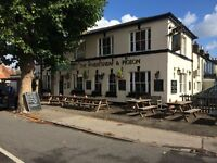 Evening and weekend Bar Staff Required - The Wheatsheaf and Pigeon, Staines
