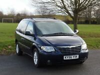 Chrysler Voyager LX AUTOMATIC DIESEL 2006 56 LOW MILES VGC not zafira, sharan, galaxy,