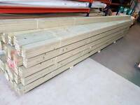 38mm x 25mm Roof Battens Latts Tanalised Treated Timber