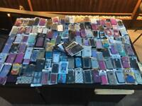 Joblot phone cases iPhone Samsung Various models