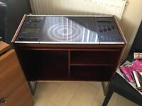 B&O beocenter 2000 and furniture cabinet hifi stereo unit