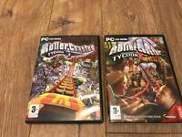 Roller Coaster Tycoon 3 + Wild Expansion Pack Bundle (PC Games)