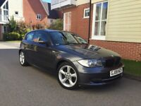 BMW 118D 2008 3 DOOR HPI CLEAR PX TO CLEAR