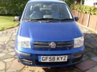 Fiat Panda Dynamic Eco, 2008, 1.2, £30pa Road Tax