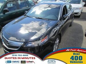 2013 Acura TL TECH PACKAGE | NAVIGATION | LEATHER | ROOF