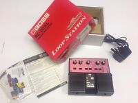 New Looper Boss RC20-XL