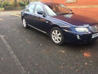 Diesel rover 75 11 months mot great engine spares or repairs drive away ££425