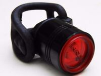 Lezyne Femto Drive Rear LED Light with new batteries