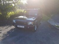 1 Years MOT Land Rover Discovery 04 4X4 Td5 Diesel