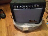 Freedom ga15 amplifier
