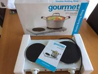NEW Gourmet Double Boiling Ring