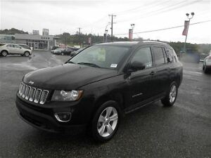 2016 Jeep Compass Sport  Leather  Heated Seats