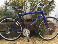 Specialized crossroads hybrid commuter bike 21 inch