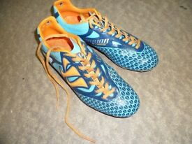 Warrior football boots small size 5