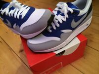 nike air max 1 essential size uk9 brand new in box unworn