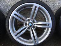 "BMW 19"" Alloy M6 REPLICAS & Tyres"